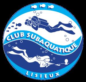 Logo du Club Subaquatique de Lisieux