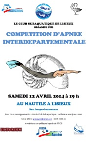affiche competition