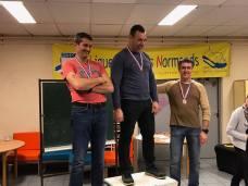 podium H dnf